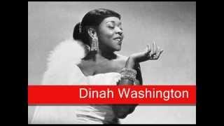 Dinah Washington: Romance In The Dark