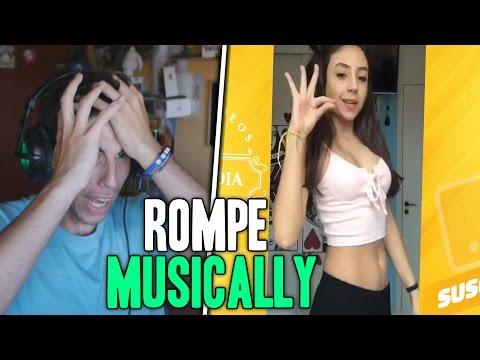MUSICALLY DE OTRAS ROMPECADERAS