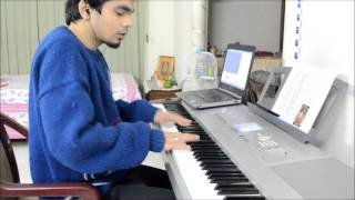 A.R Rahman - Maahi Ve (Highway) PIANO COVER