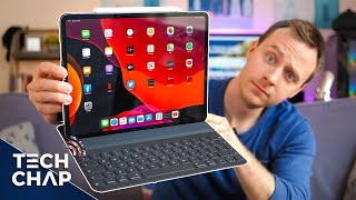 2020 iPad Pro Review - Worth the Upgrade? | The Tech Chap
