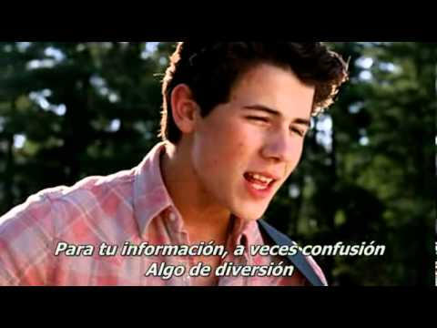 Nick Jonas - Introducing Me (Official Full Movie Scene) Camp Rock 2: The Final Jam