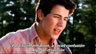 Repeat youtube video Nick Jonas - Introducing Me (Official Full Movie Scene) Camp Rock 2: The Final Jam