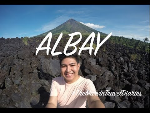 ALBAY TRAVEL VLOG | The Marvin Travel Diaries