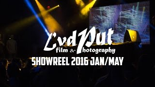 Showreel Camera 2016 [Jan/May]