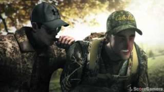 Cabela´s Outdoor Adventures 2009 Wii Trailer