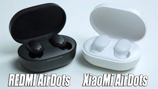 redmi Airdots или Xiaomi Airdots? Какие наушники выбрать?