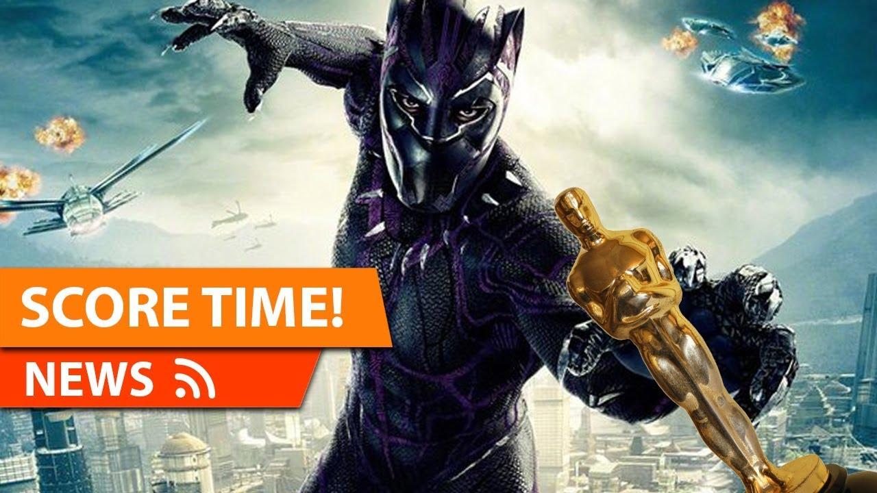 Black Panther wins 3rd OSCAR for Best Original Score