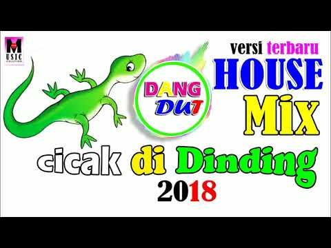CICAK 2 DI DINDING DJ REMIX KEREN FUUL HOUSE MIX TERBARU 2018
