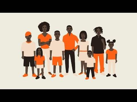 The Racism of Mass Incarceration, Visualized: an Interview With Bruce Western