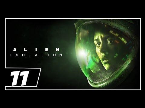 Alien: Isolation: Detonado Parte 11 - O ALIEN MORREU!!!????  Dublado em português [PS4]