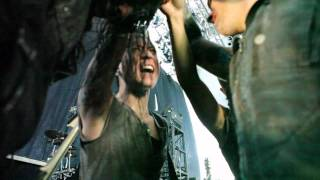 Trivium - Backstage at Wacken Open Air 2011