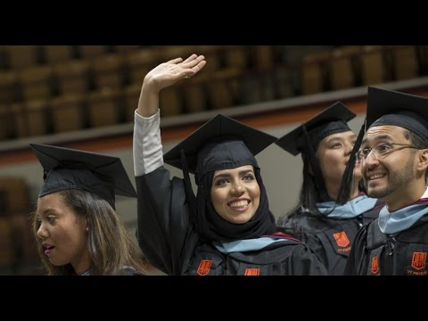 Live: Virginia Tech Fall 2016 Graduate Commencement Ceremony