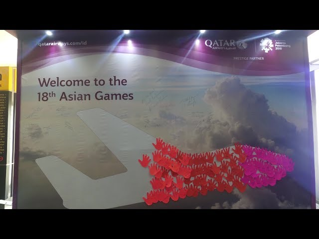 Celebrating the Energy Of Asia at the Asian Games 2018 (Extended Edition)