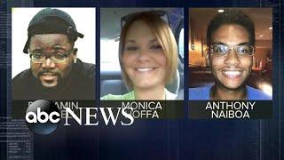 Manhunt in Tampa after 3 murders in 2 weeks