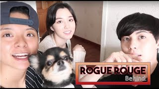 Behind Rogue Rouge Right Now Feat Gen Neo