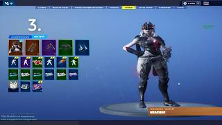 5 BEST SKIN + BACKBLING COMBOS IN SEASON 8! (Fortnite New Skin Combinations) (My personal favorites)