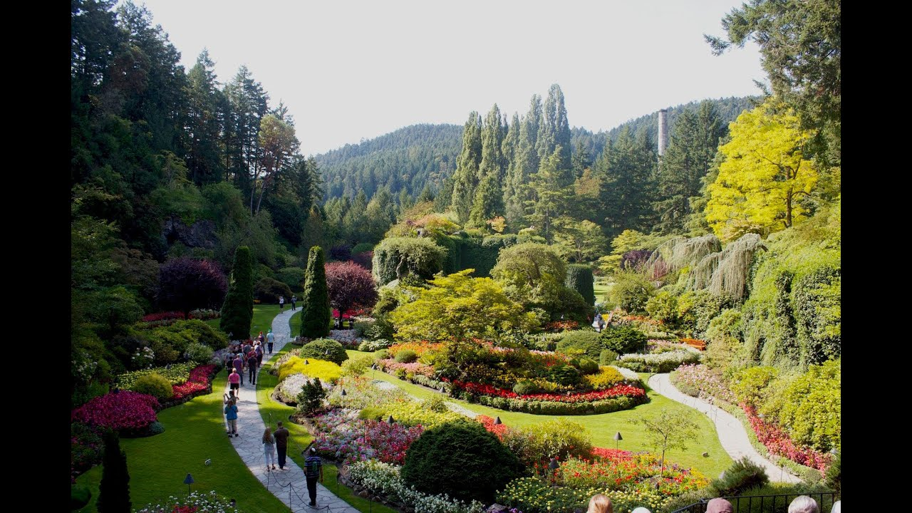 Butchart Gardens Home Sweet World S2 Ep 16 Hd Youtube