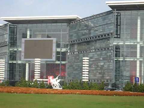 China, Dalian, Convention Center