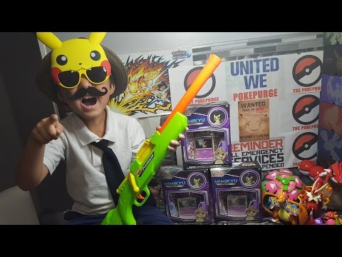 POKEPURGE!! CARL VS. MIRAMOTO! ULTIMATE MIMIKYU PIN BOX Battle Over a Nintendo SWITCH?! 50k SPECIAL!