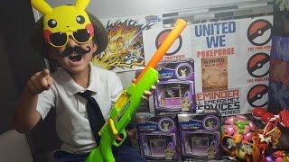 POKEPURGE!! CARL VS. MIRAMOTO! ULTIMATE MIMIKYU PIN BOX Battle Over a Nintendo SWITCH?! 50k SPECIAL!