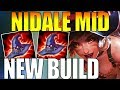 NEW AP NIDALEE MID BUILD! MAYBE THIS BRINGS HER BACK?! - LEAGUE OF LEGENDS