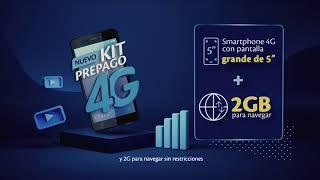 Kit Prepago 4G