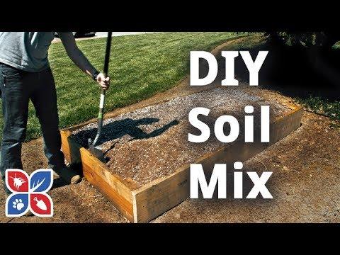 DIY Soil Mix   Outdoor Gardening Tips | DoMyOwn.com