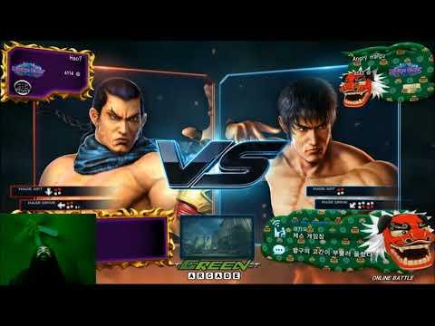 Mystery Gosu Tekken 7 - Hao (Feng) vs. Malgu (Law)