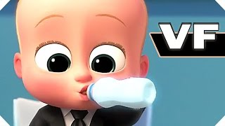 BABY BOSS Bande Annonce VF Officielle (Animation, 2017)