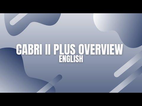 cabri geometre in italiano