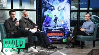 "Jay Baruchel & Dean DeBlois On ""How to Train Your Dragon: The Hidden World"""