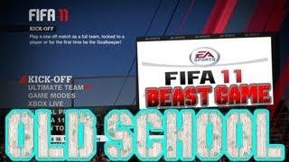 FIFA 11 - Old School!!