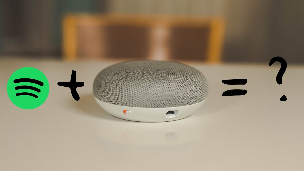 google home mini spotify comment couter de la musique youtube. Black Bedroom Furniture Sets. Home Design Ideas