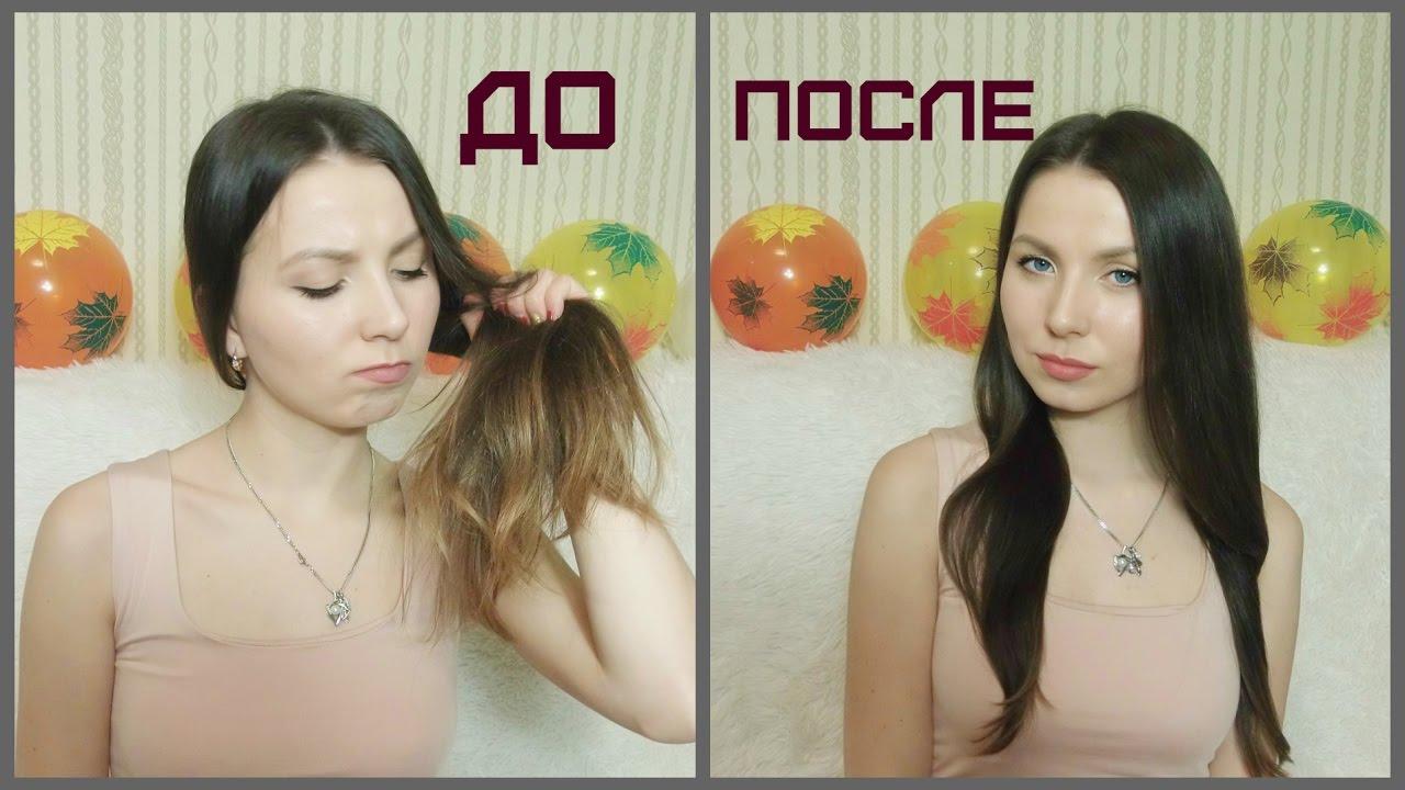 Как дома сделать полировку волос