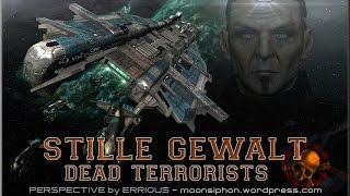 EvE Online PvP - DEAD TERRORISTS vs. Did he say jump - Quick midnight attack