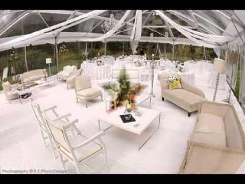Cute Cocktail wedding reception