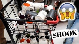 EXPOSING THE DARK SIDE OF RAE DUNN COLLECTING // Rae Dunn Fall + Halloween Shopping