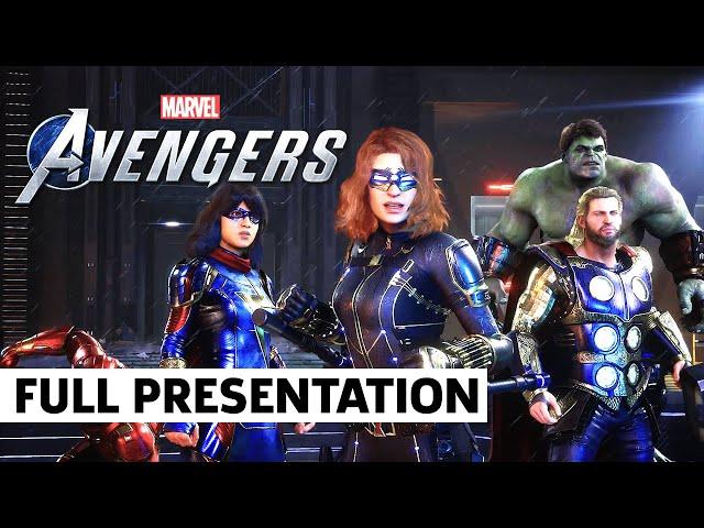 Marvel's Avengers (видео)