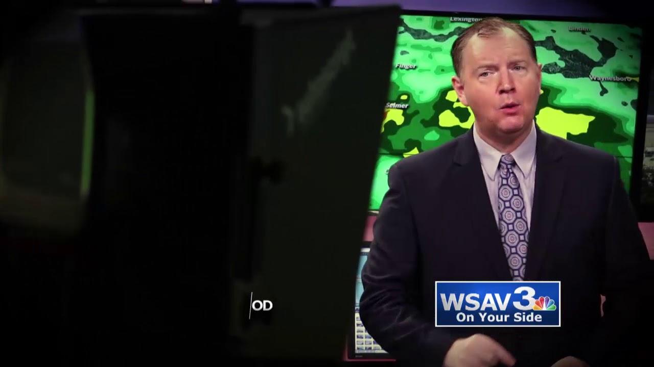 WSAV Storm Team 3 weather promo LEE