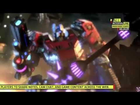 transformers:-fall-of-cybertron-|-metroplex-trailer-|-e3-2012-|-[hd]
