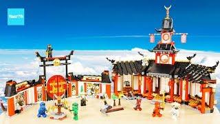 レゴ ニンジャゴー ニンジャ道場 70670  / LEGO Ninjago Legacy Monastery of Spinjitzu thumbnail