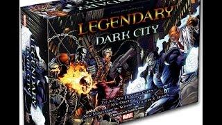 Legendary: Dark City review - Board Game Brawl
