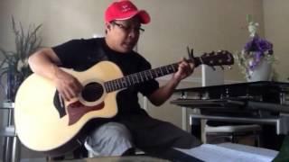 Giot nuoc mat nga bai tap 1 guitar