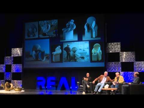 REAL 2015 Presentations - Making with Bruce Beasley