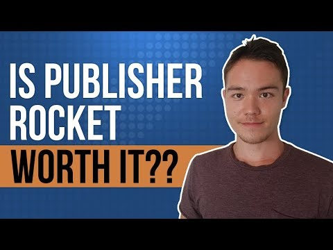 Publisher Rocket 2.0 Review - Is It Worth It? 🚀🚀 (Actual Results Included)