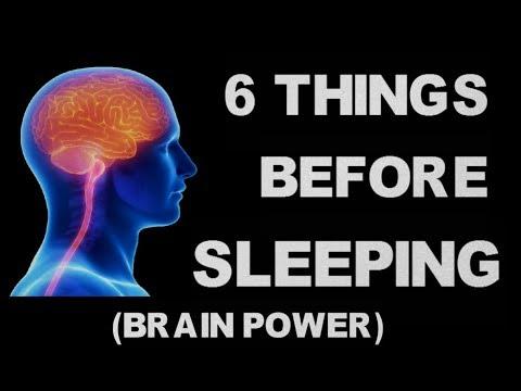 सोने से पहले यह जरुर करे | Subconscious Mind Power Techniques