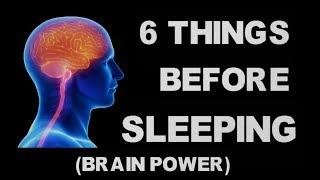 सोने से पहले यह जरुर करे   Subconscious Mind Power Techniques