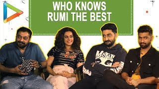 "Vicky Kaushal: ""I think Rumi is a very big SHAH RUKH KHAN fan"" 