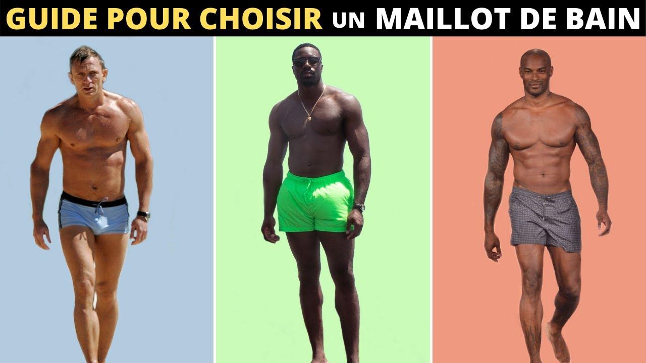 GUIDE POUR MAILLOT MASCULIN | Comment Choisir Un Bon Short de Bain Pour HOMME