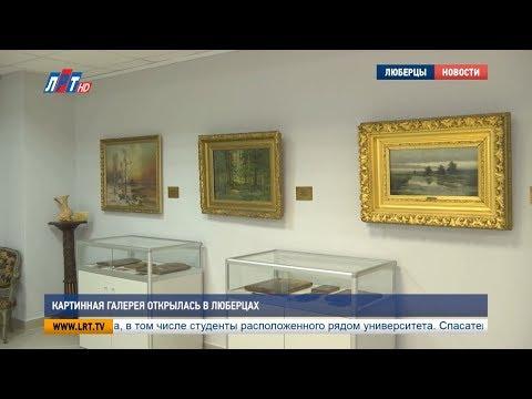 Картинная галерея открылась в Люберцах